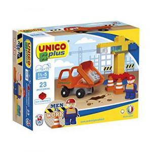 Unico- Obras Plus – Cantiere Públicas Set Di Costruzione, Androni 8524