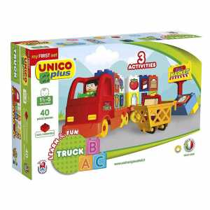 Unico- Camioncino ABC Pre School, 8629-0000