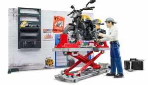 BWorld Motorcycle Service With Scrambler Ducati Full Throttle
