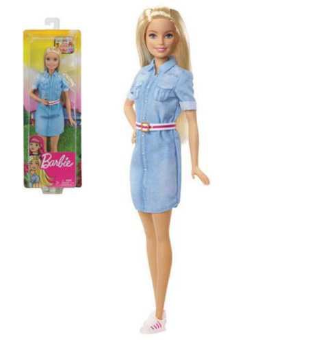 Barbie- Dreamhouse Adventures Bambola Bionda Giocattolo Per Bambini 3+ Anni, GHR58