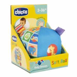 GIOCO CHICCO PALLA SOFT BABY SENSES (10057)