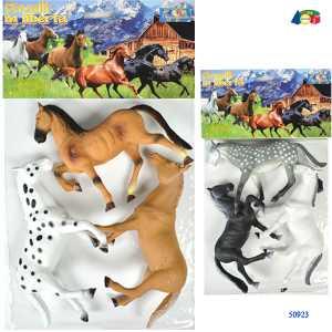 BUSTA ANIMALI  3 CAVALLI - Ginmar (50923)