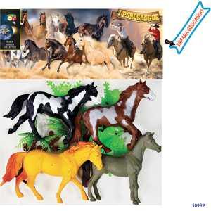 BUSTA ANIMALI CAVALLI PUROSANGUE - Ginmar (50939)