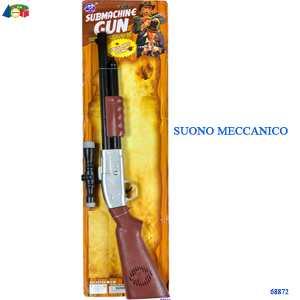 Set FUCILE SUONO SPARO COWBOY 80 CM - Ginmar (68872)