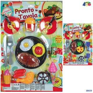 Set SET CUCINA PRONTO IN TAVOLA - Ginmar (69659)