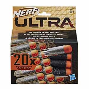 Hasbro Nerf Ultra - Confezione Da 20 Dardi (ricarica Compatibile Soltanto Con I Blaster Nerf Ultra)