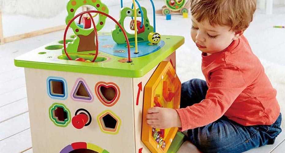 Giocattoli per bambini di 2 anni for Giochi per bambini di un anno